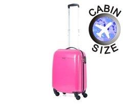 Mała walizka PUCCINI PC005 C różowa