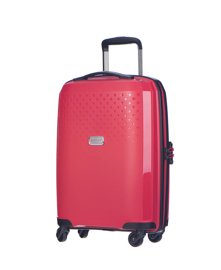 Mała walizka PUCCINI PP010 czerwona